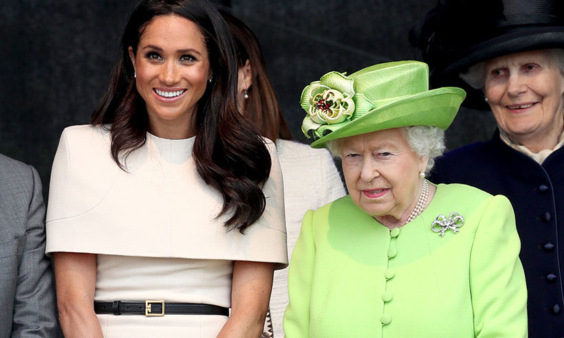 Meghan, la terribile